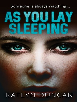 cover image of As You Lay Sleeping